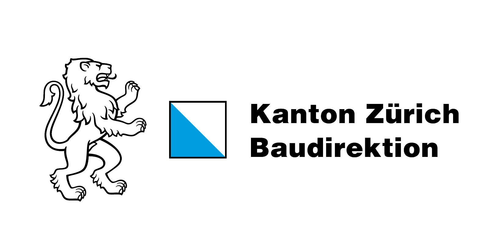 Logo Baudirektion Kanton Zuerich