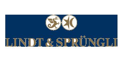 Logo Lindt und Spruengli